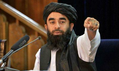 Taliban không chấp nhận các điều kiện quốc tế đối với chính phủ mới của Afghanistan