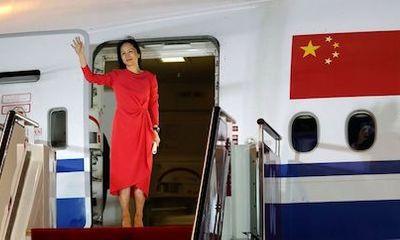 Quan hệ Mỹ - Trung Quốc: Điều gì sẽ đến sau khi bà Mạnh Vãn Chu được thả tự do?