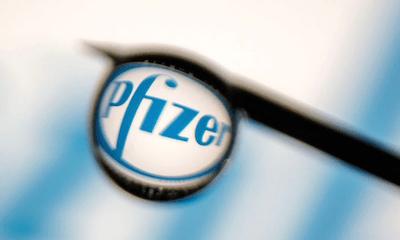 Pfizer thử nghiệm thuốc kháng virus dạng uống để ngăn ngừa COVID-19