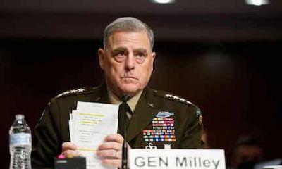 Tướng Mỹ ra điều trần trước Quốc hội, bảo vệ quyết định bí mật gọi điện cho Trung Quốc