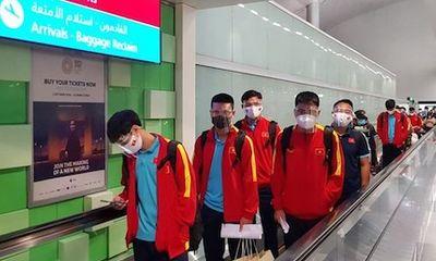 Vòng loại World Cup 2022: ĐT Việt Nam đã đến UAE, sẵn sàng đối đầu với ĐT Trung Quốc