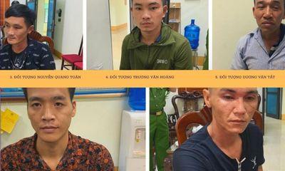 Bắc Giang: Triệt phá ổ nhóm chuyên trộm cắp vào ban đêm