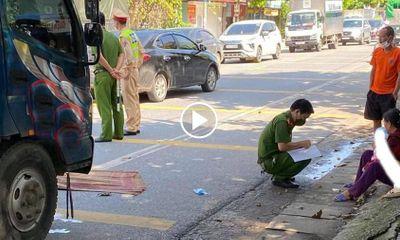 Tin tức tai nạn giao thông mới ngày 6/10: Cháu bé 3 tuổi bị ô tông trúng khi băng qua đường