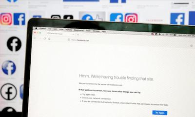 Toàn bộ mạng lưới dịch vụ của Facebook đột ngột ngừng hoạt động trong gần 6 giờ