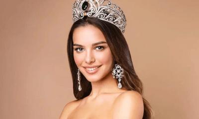Hoa hậu Trái Đất 2021: Nga công bố gương mặt đại diện, nhan sắc đẹp tựa thiên thần cổ tích khiến ai nấy suýt xoa