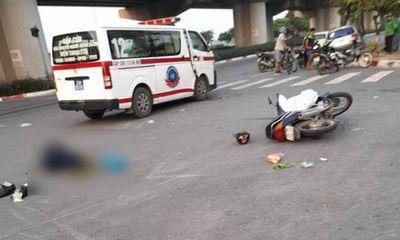 Tin tức tai nạn giao thông mới ngày 7/10: Va chạm với ô tô giữa ngã ba, nam tài xế tử vong thương tâm