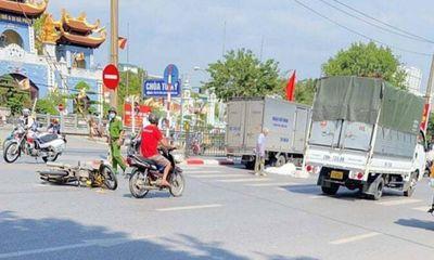 Tin tức tai nạn giao thông mới ngày 9/10: Va chạm với ô tô tải, nam tài xế xe máy tử vong