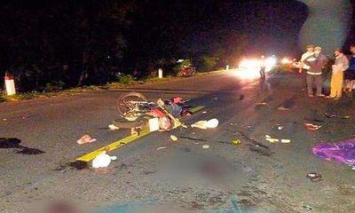 Tin tức tai nạn giao thông mới ngày 10/10: Gặp tai nạn trên đường về quê, 2 người thương vong