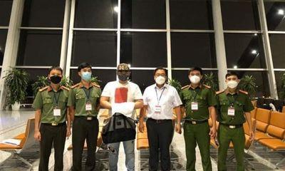 Nghi phạm bị Interpol truy nã sa lưới tại Hà Nội
