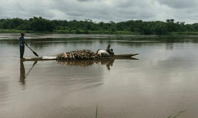 Hơn 100 người thiệt mạng và mất tích trong vụ lật thuyền ở Congo