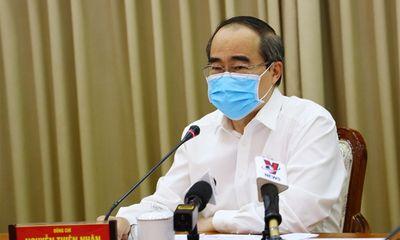 Trưởng đoàn ĐBQH TP.HCM Nguyễn Thiện Nhân: Nên bỏ cách lấy mẫu xét nghiệm bằng que chọc mũi