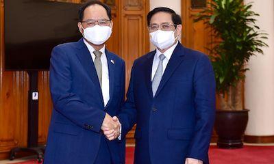1,1 triệu liều vaccine ngừa COVID-19 Hàn Quốc tặng Việt Nam sẽ đến vào ngày 13/10