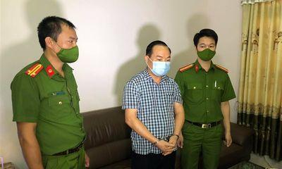Khởi tố Chủ tịch HĐQT Công ty môi trường đô thị Tuyên Quang cùng 7 đối tượng liên quan