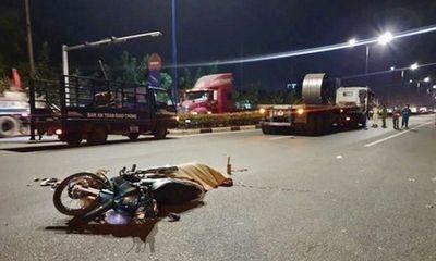 Tin tức tai nạn giao thông mới ngày 16/10: Va chạm với xe ô tô, người đàn ông đi xe máy tử vong