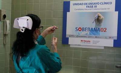Cuba xem xét thử nghiệm lâm sàng vaccine ngừa COVID-19 cho trẻ dưới 2 tuổi