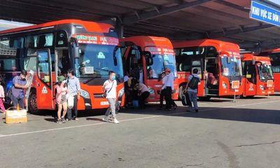 Hành khách di chuyển bằng xe khách, đường bộ phải xét nghiệm COVID-19 trong trường hợp nào?