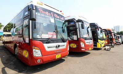 Xe khách tuyến TP.HCM - Đắk Lắk bị tạm dừng vì đón khách mắc COVID-19 dọc đường