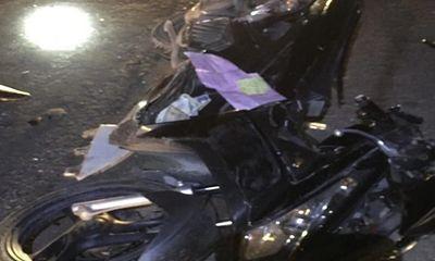 Nghệ An: Truy tìm tài xế ô tô bỏ trốn sau khi gây tai nạn chết người