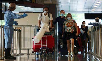 Số ca mắc COVID-19 mới tăng nhanh, ngành y tế Singapore đứng trước nguy cơ quá tải