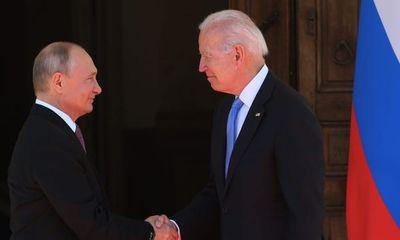 Tổng thống Putin: Quyết định rút quân khỏi Afghansitan của Mỹ là đúng đắn