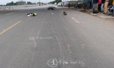 Tin tức tai nạn giao thông mới ngày 25/10: Phóng nhanh, đấu đầu ô tô, nam công nhân tử vong thương tâm