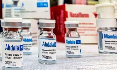 Bộ Y tế hướng dẫn tiêm vaccine Abdala phòng COVID-19