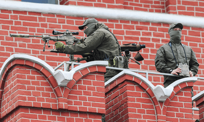 Bật mí về 2 loại súng bắn tỉa được lực lượng đặc nhiệm bảo vệ Tổng thống Putin sử dụng