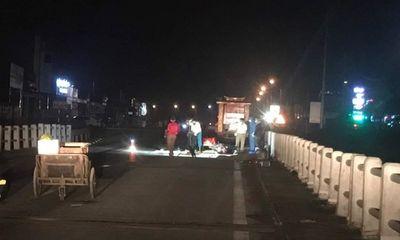 Tin tức tai nạn giao thông mới ngày 26/10: Xe máy chở 3 tông trúng thành cầu, 2 người tử vong