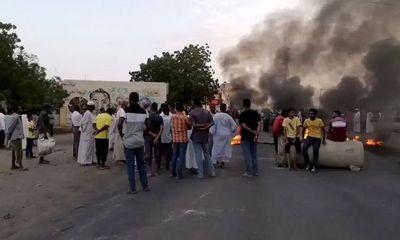7 người thiệt mạng, 140 người bị thương trong các cuộc biểu tình phản đối quân đội Sudan