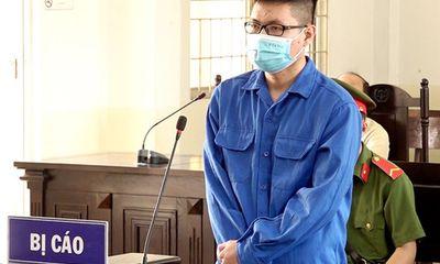 Đâm người khác do mâu thuẫn chuyện nhậu, cựu sinh viên lĩnh án 11 năm tù giam