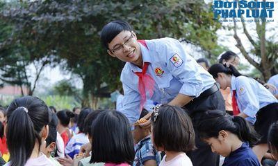 Cộng đồng mạng - Nam sinh Học viện Thanh thiếu niên liên tục giật học bổng, mê nghe kể chuyện Bác Hồ