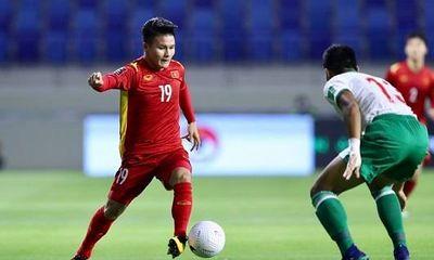 Vòng loại World Cup 2022: Ai sẽ thay Quang Hải trong trận Malaysia?