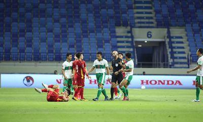 Ba cầu thủ Indonesia tham gia vòng loại World Cup 2022 mắc COVID-19