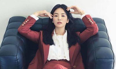 Nhận thù lao quảng cáo cao ngất ngưởng nhưng Song Hye Kyo vẫn đứng gần áp chót xếp hạng thu nhập
