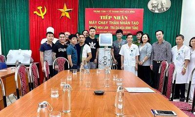 Vườn Lan Dũng Trang và Bũi Hữu Giang kêu gọi cộng đồng lan cả nước đồng hành chống dịch