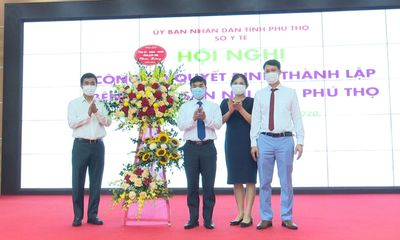 Bệnh viện Sản Nhi tỉnh Phú Thọ: Mô hình Bệnh viện – Khách sạn phục vụ người bệnh