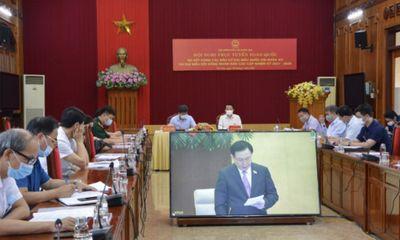 Yên Bái: Chuẩn bị chu đáo công tác bầu cử đại biểu Quốc hội khóa XV và Hội đồng nhân dân các cấp nhiệm kỳ 2021-2026