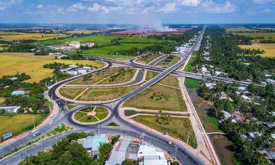 Bất động sản Hậu giang thu hút nhà đầu tư với dự án Long Thạnh Central Point