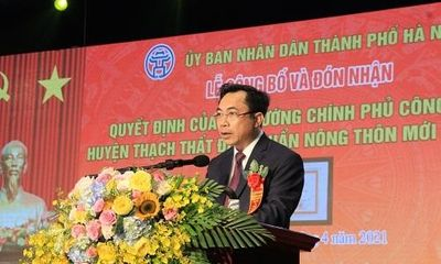 Thạch Thất, Hà Nội: Đẩy mạnh ứng dụng công nghệ phát triển nông nghiệp