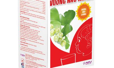 Tăng khả năng tập trung, chú ý cho trẻ tăng động với sản phẩm thảo dược Vương Não Khang