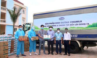 """Cùng góp Vaccine phòng Covid-19 cho trẻ em qua chiến dịch """"Bạn khỏe mạnh, Việt Nam khỏe mạnh"""" của Vinamilk"""