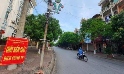Cần biết - Thành phố Bắc Giang điều chỉnh giãn cách xã hội từ chỉ thị 15 sang giãn cách xã hội theo chỉ thị 19 của Thủ tường Chính Phủ