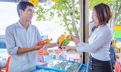 Dễ dàng trở thành tỷ phú khi uống Trà Dr Thanh, Trà Xanh Không Độ, Number 1 trong tuần này