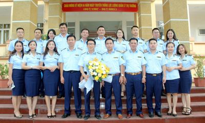 Cần biết - Cục Quản lý thị trường Thái Nguyên: Một chặng đường xây dựng và phát triển