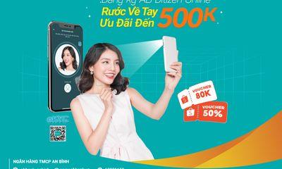 Đăng ký AB Ditizen Online nhận ngay Ưu đãi đến 500 ngàn đồng khi liên kết Ví ShopeePay