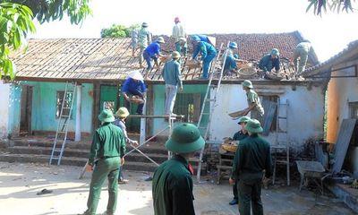 Huyện Nghĩa Hưng: Quan tâm hỗ trợ nhà ở cho người có công