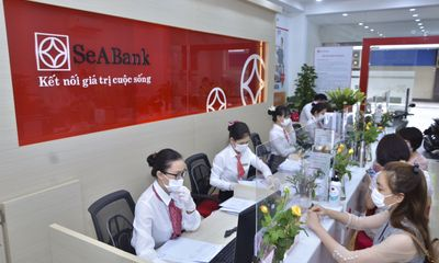 SeABank đạt lợi nhuận trước thuế gần 1.557 tỷ đồng, hoàn thành 115% kế hoạch kinh doanh 6 tháng đầu năm 2021