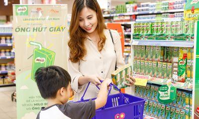 """Cần biết - Nestlé MILO tiên phong hưởng ứng chiến dịch """"Nói không với ống hút nhựa"""" của Bộ Tài nguyên và Môi trường"""