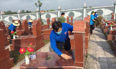 Thái Nguyên trọn nghĩa vẹn tình với người có công