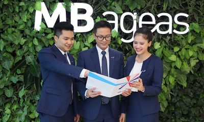 MB Ageas Life xuất sắc ở Top 10 Công ty Bảo hiểm nhân thọ uy tín năm 2021